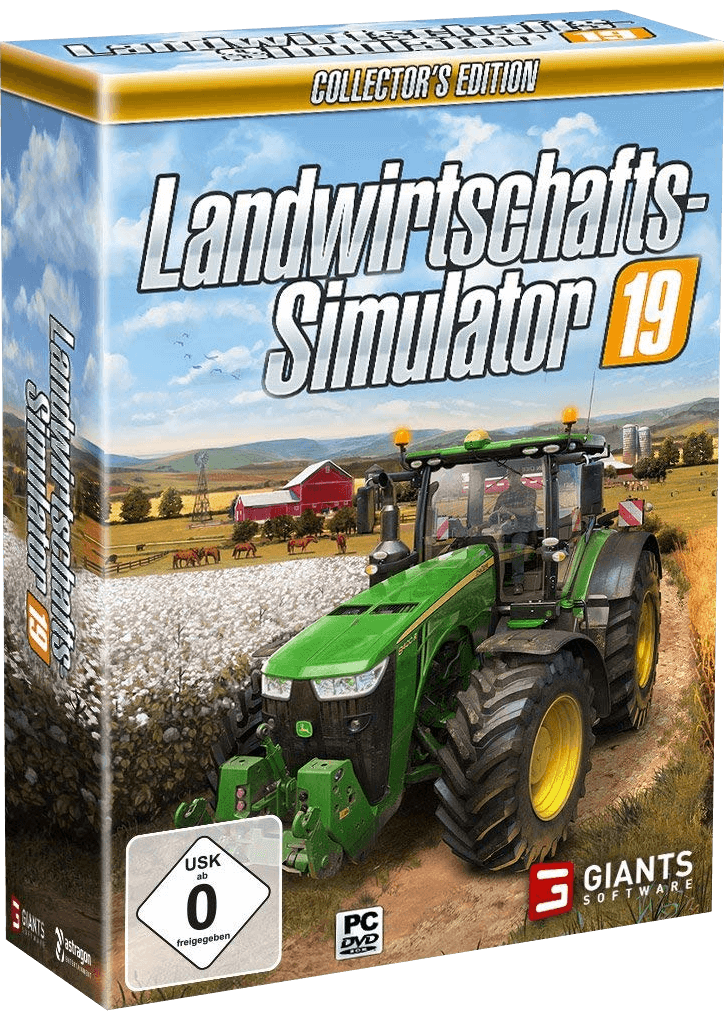 Landwirtschafts-Simulator 19 - Collector´s Edition