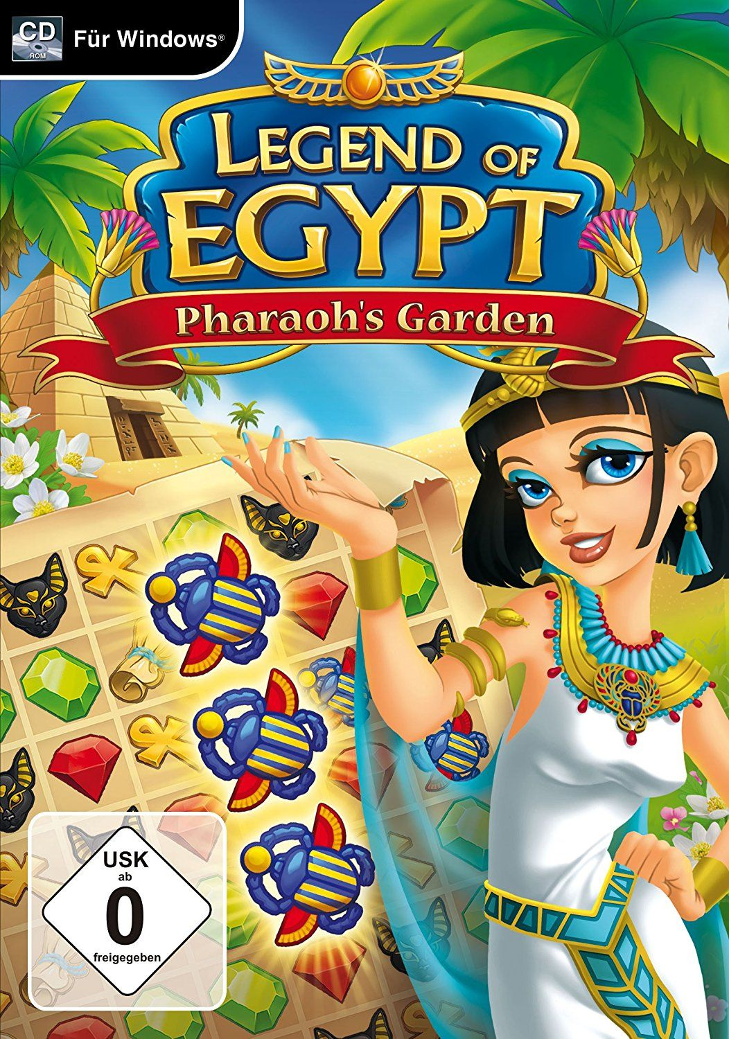 Legend of Egypt: Pharaoh´s Garden