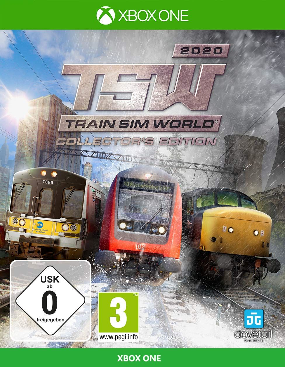 Train Sim World 2020 - Collector´s Edition