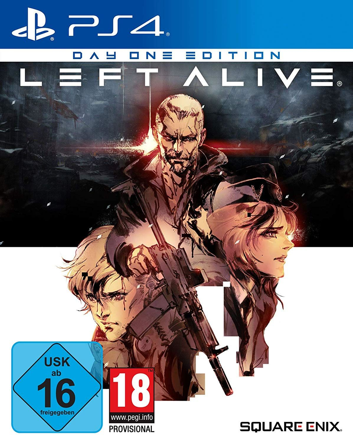 Left Alive - DayOne Edition