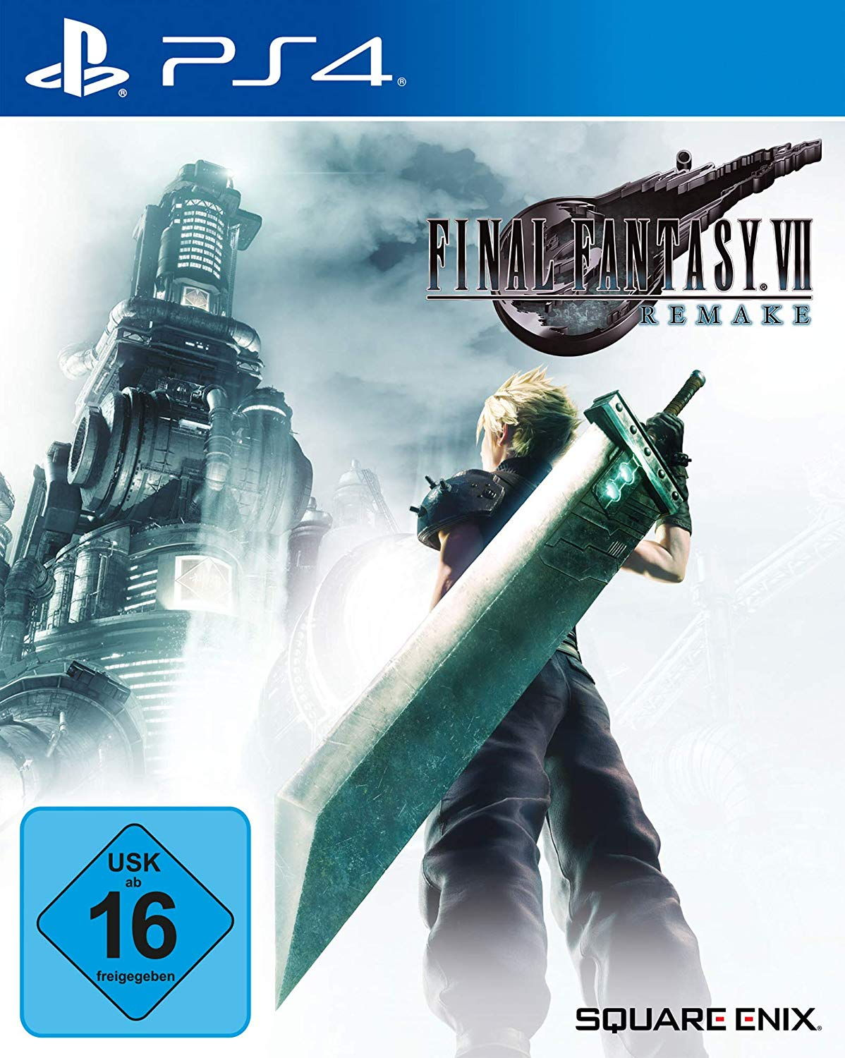 Final Fantasy VII HD Remake