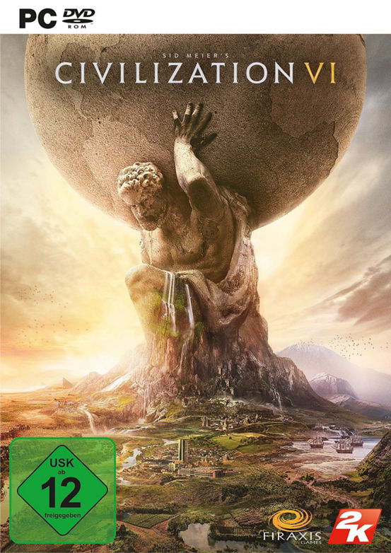 Sid Meiers Civilization VI - DayOne Edition