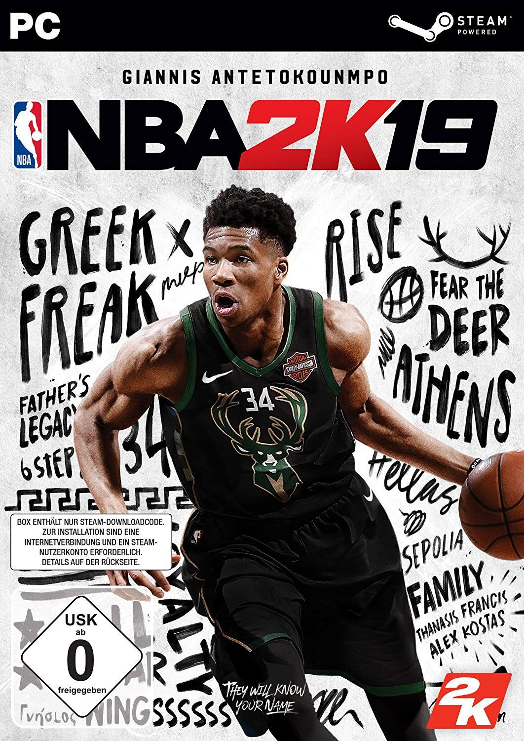 NBA 2K19 (DLC only)