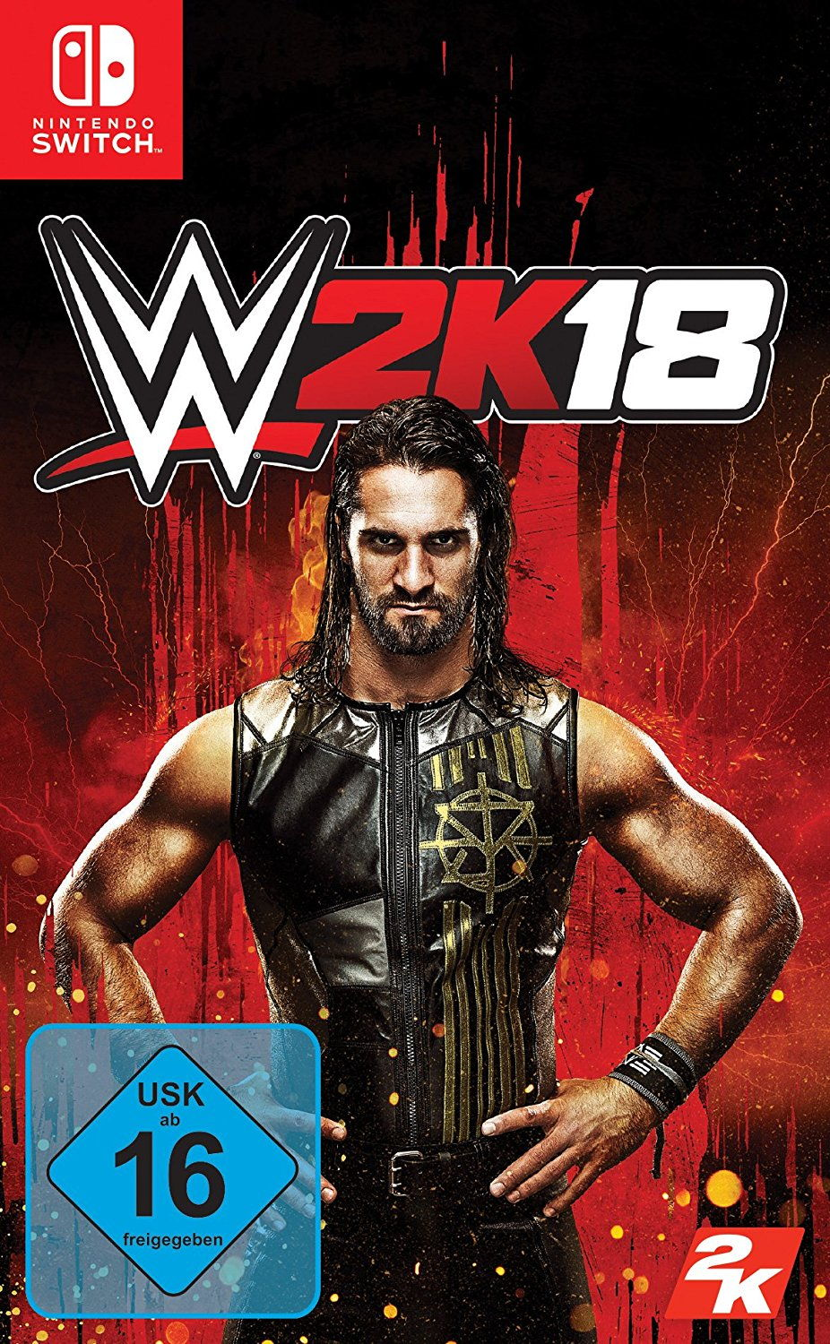 WWE 2K18 - DayOne Edition