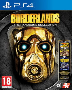 Borderlands - The Handsome Collection [AT-PEGI]
