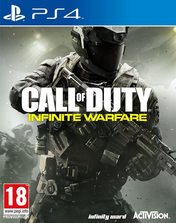 Call of Duty: Infinite Warfare [AT-PEGI]