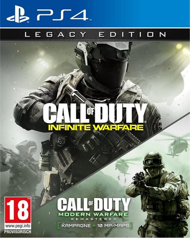 Call of Duty: Infinite Warfare - Legacy Edition [AT-PEGI]