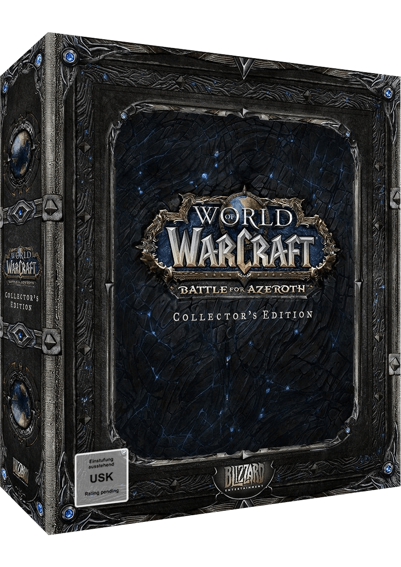 World of Warcraft: Battle of Azeroth - Collector´s Edition