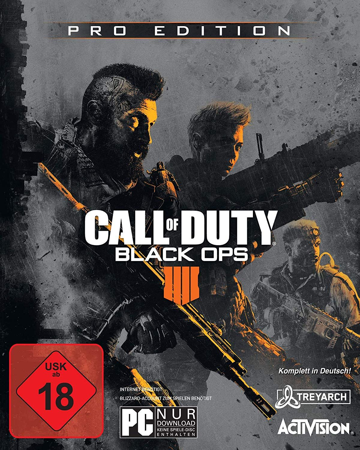 Call of Duty: Black Ops IIII - Pro Edition