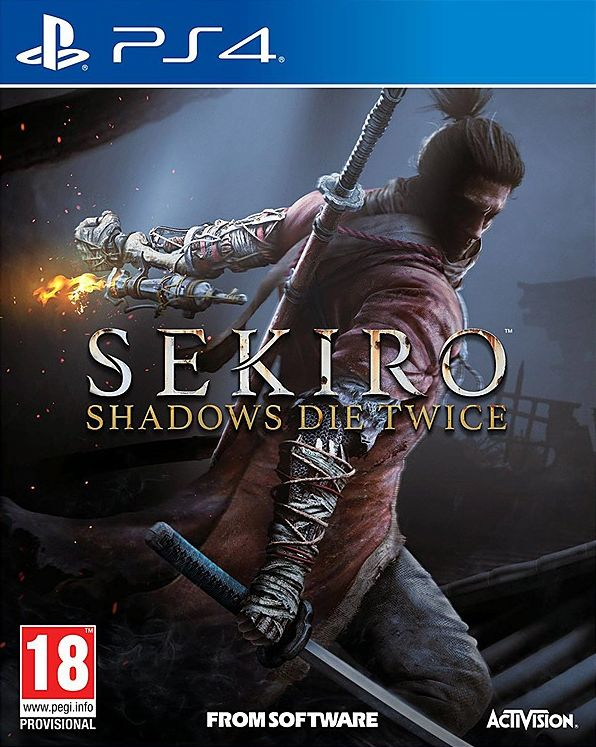 SEKIRO: Shadows Die Twice [AT-PEGI]