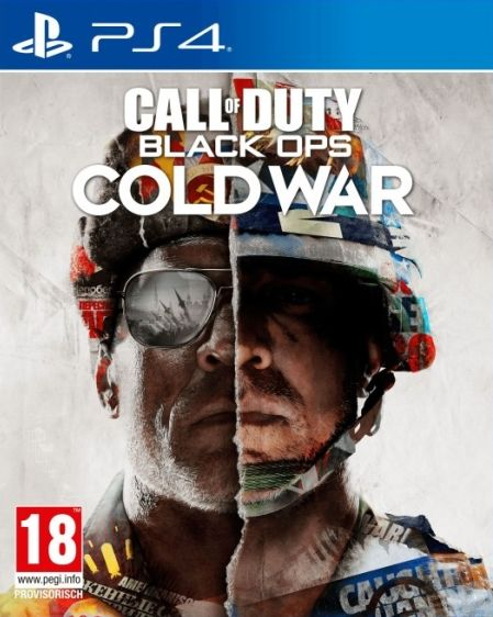 Call of Duty: Black Ops Cold War [AT-PEGI] - PS4