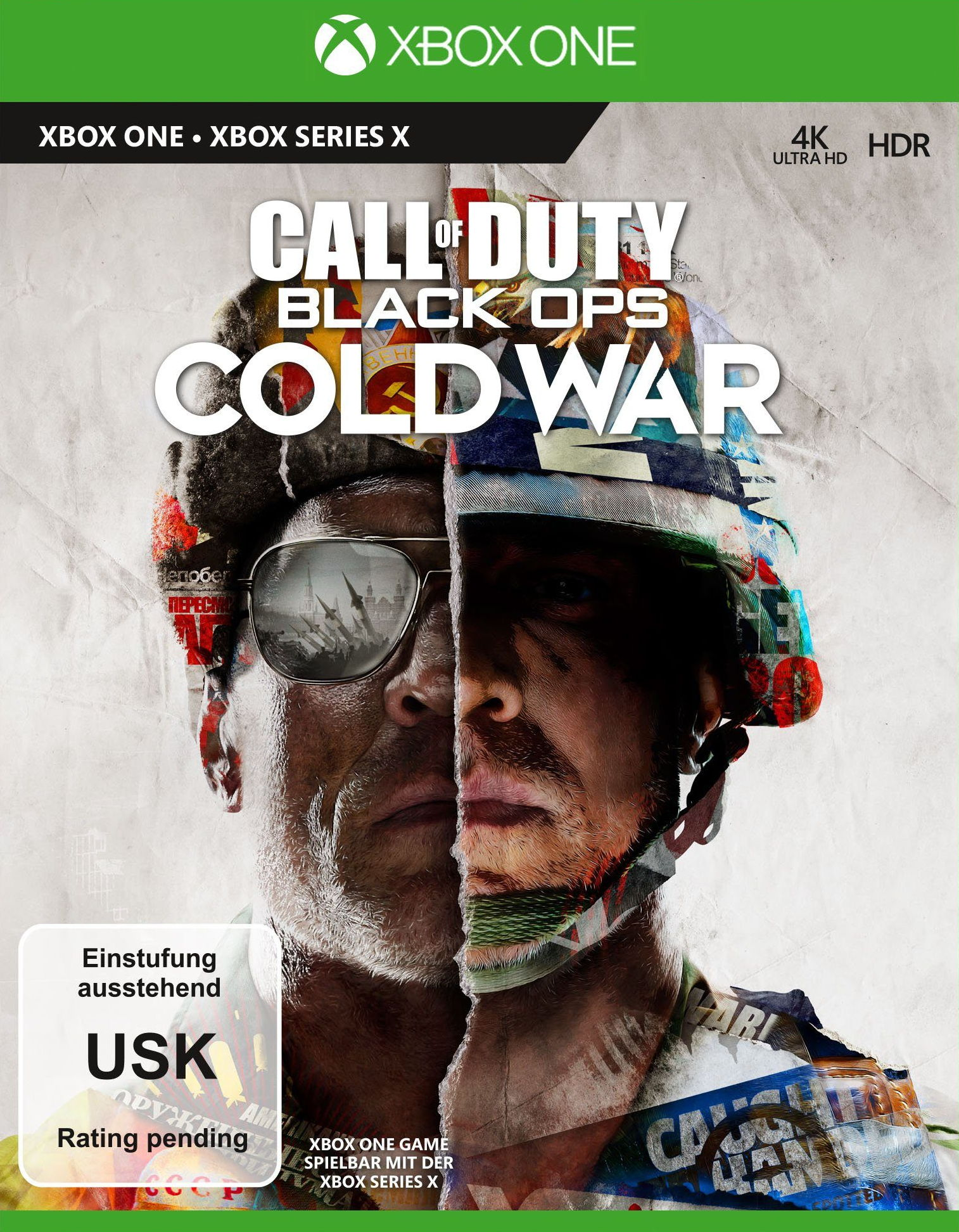 Call of Duty: Black Ops Cold War - XBO