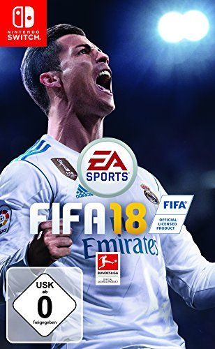 fifa 18 switch blitzversand neu und ovp ebay. Black Bedroom Furniture Sets. Home Design Ideas