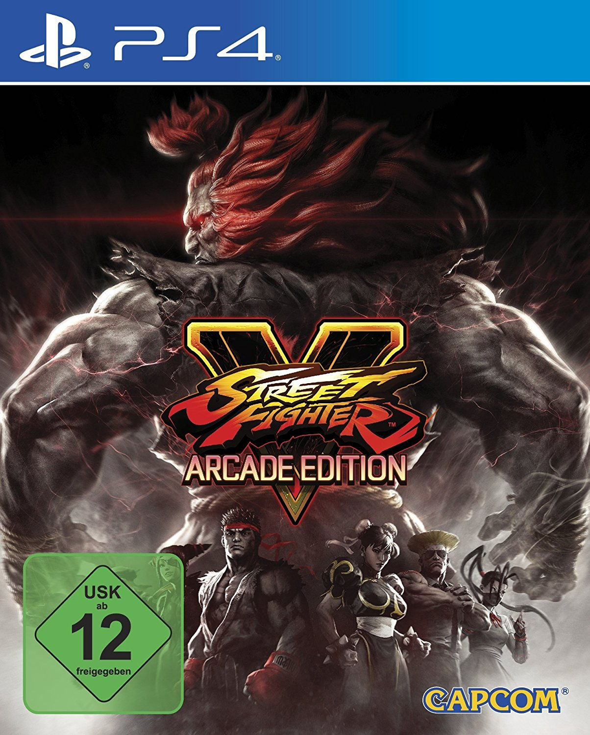 Street Fighter V - Arcade Edition