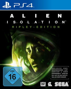 Alien: Isolation - Ripley Edition - DayOne Edition