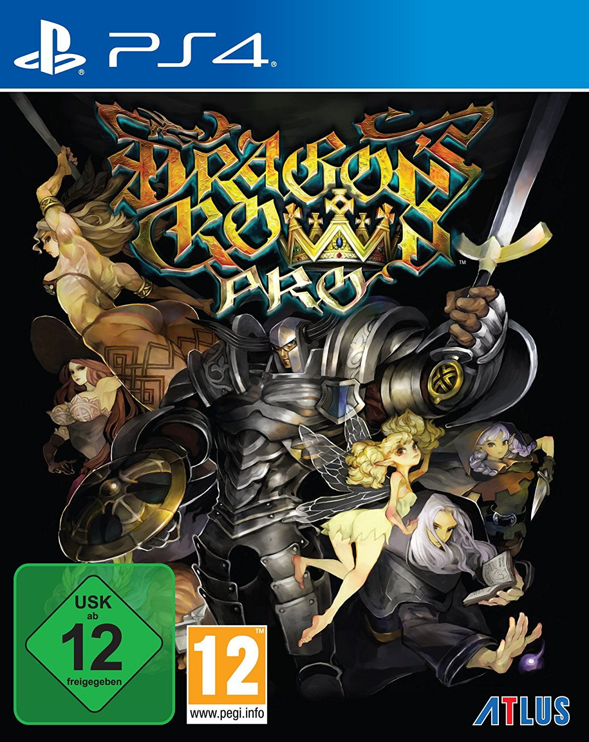Dragon´s Crown Pro - Battle Hardened Edition
