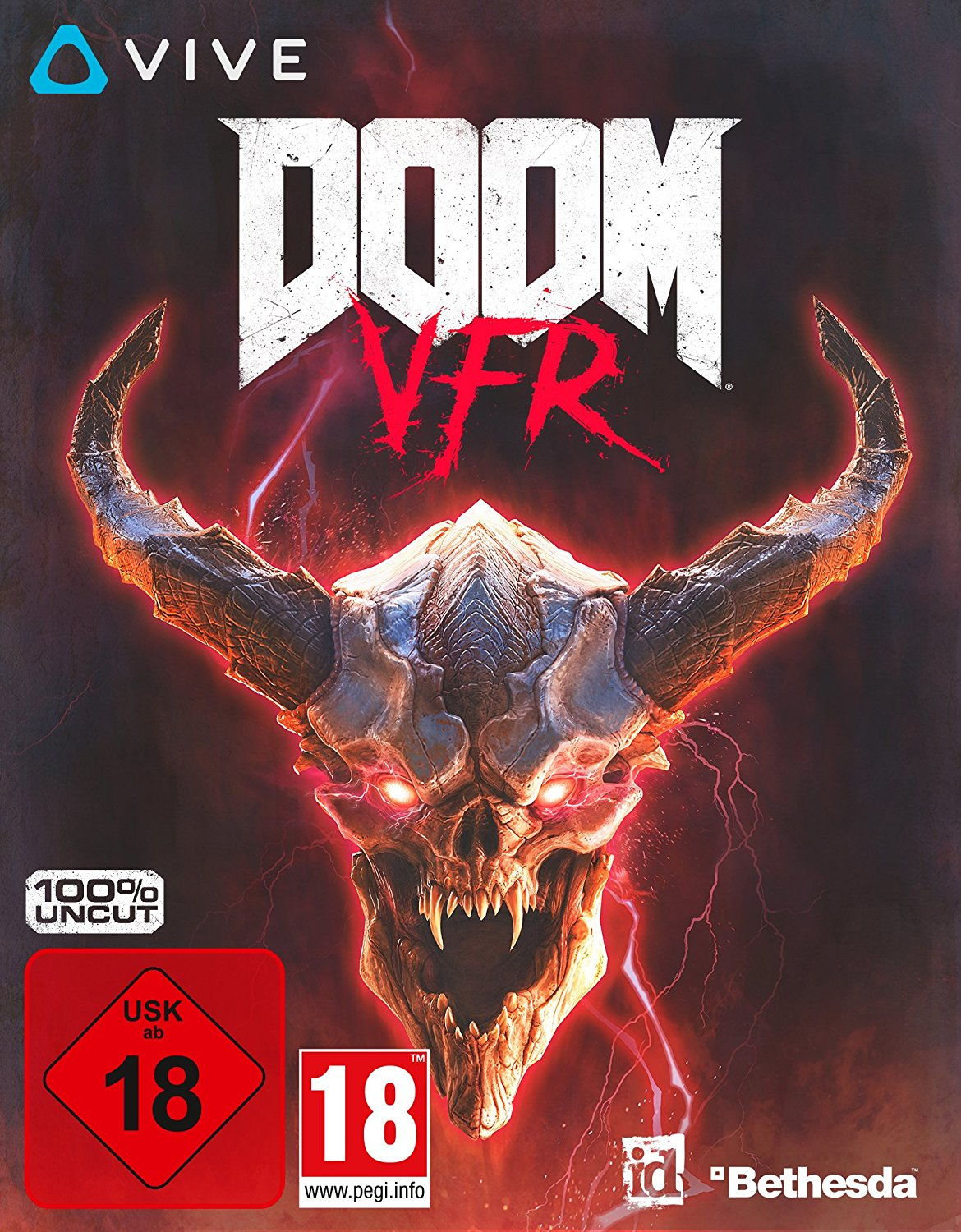 DOOM VR (HTC Vive)
