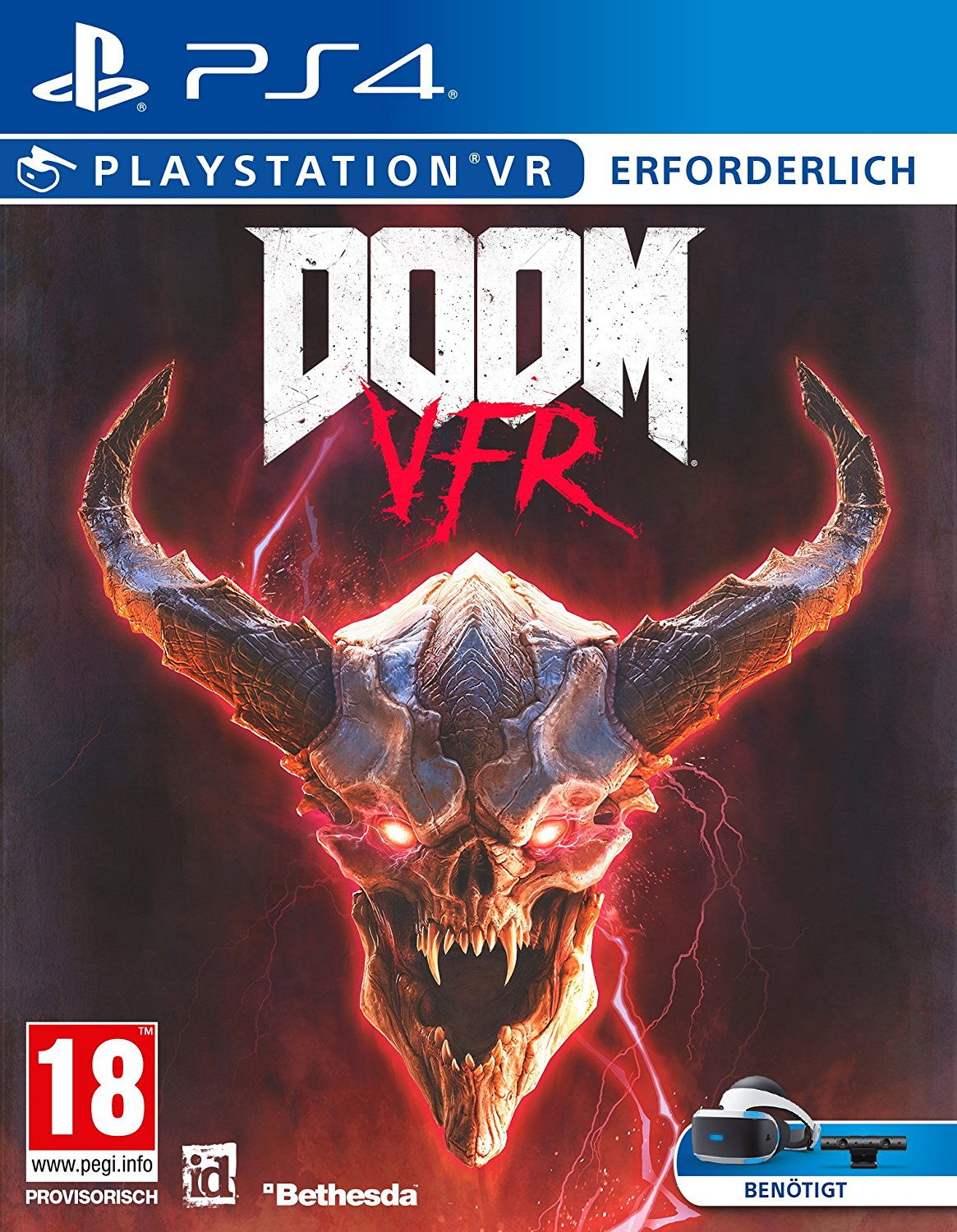 DOOM VR (VR only) [AT-PEGI]