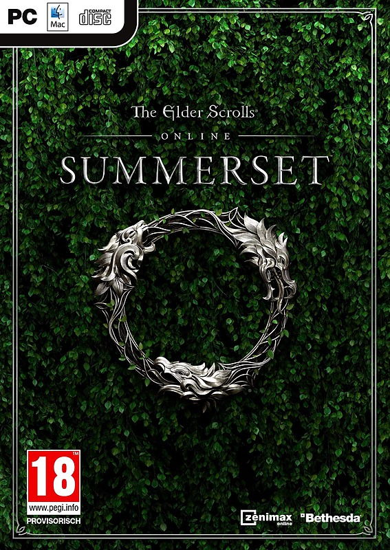 The Elder Scrolls Online: Summerset [AT-PEGI]