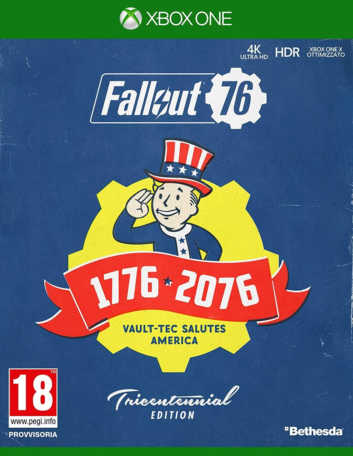Fallout 76 - Tricentennial Edition [AT-PEGI]