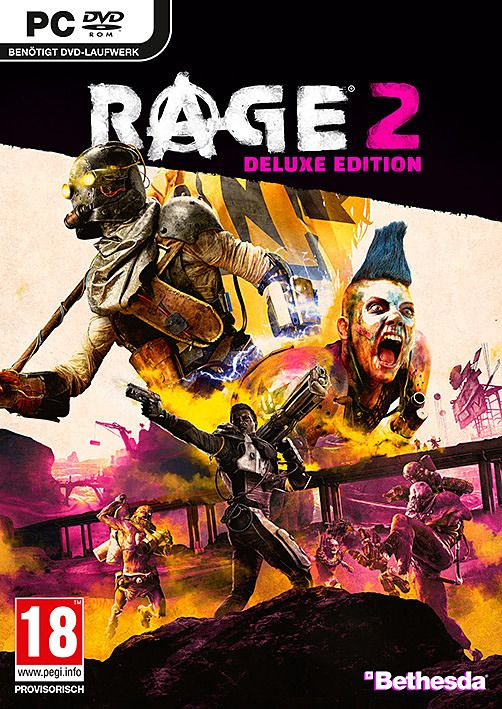 Rage 2 - DeLuxe Edition [AT-PEGI]