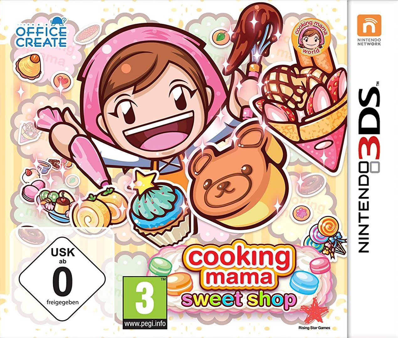 Cooking Mama: Sweet Shop!