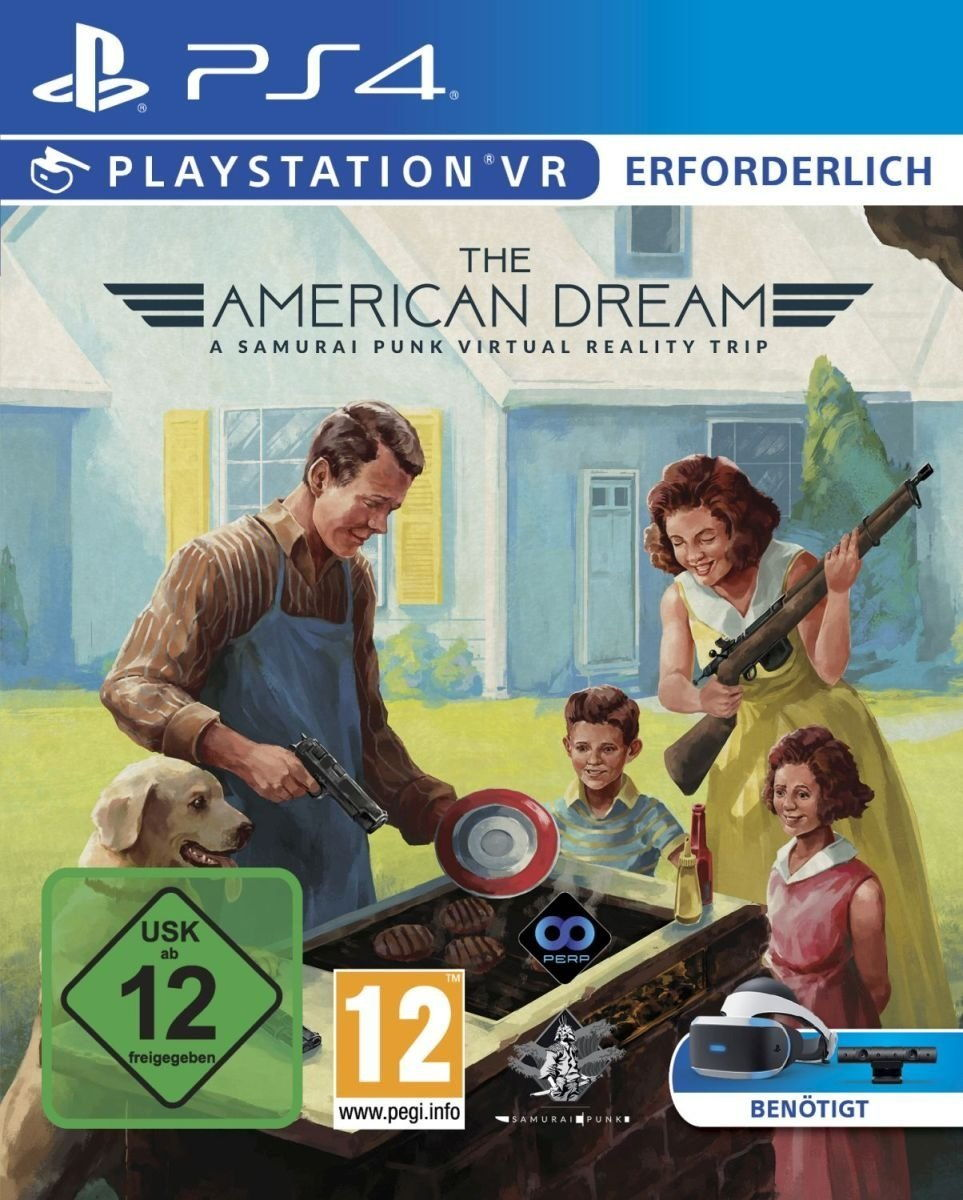 The American Dream  (VR Only!)
