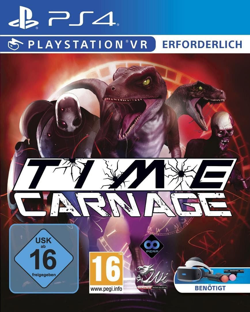 Time Carnage  (VR Only!)