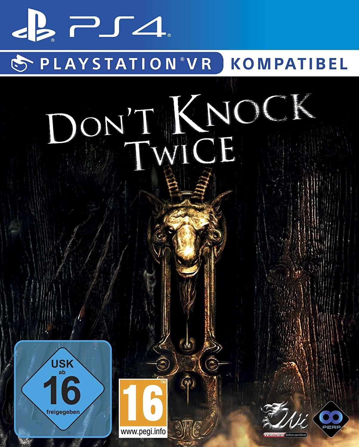 Don´t knock twice