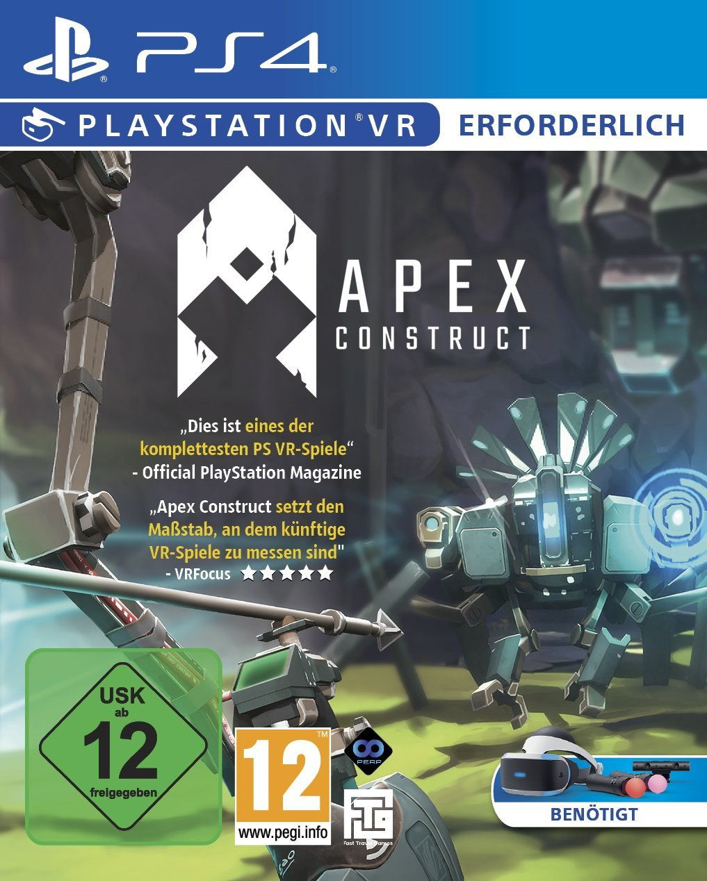Apex Construct (VR Only!)