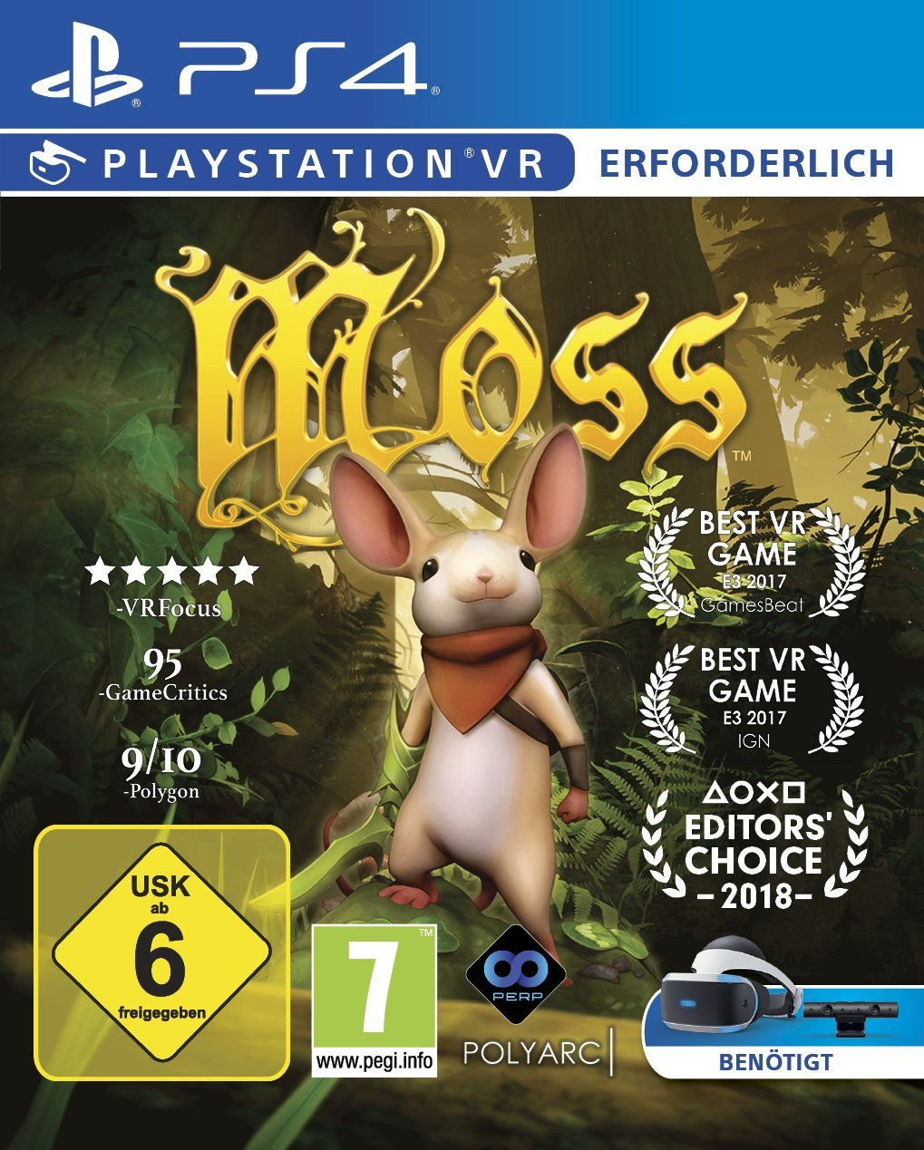 Moss (VR Only!)