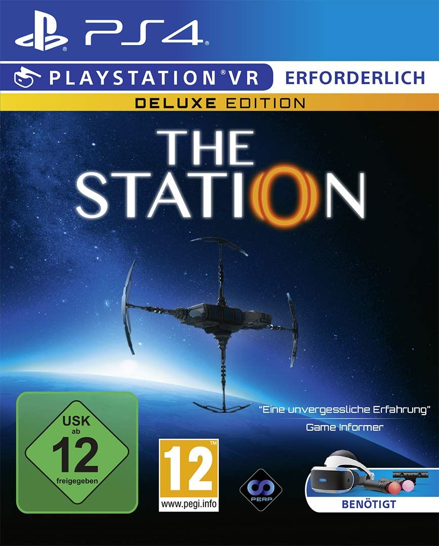 The Station (VR Only)