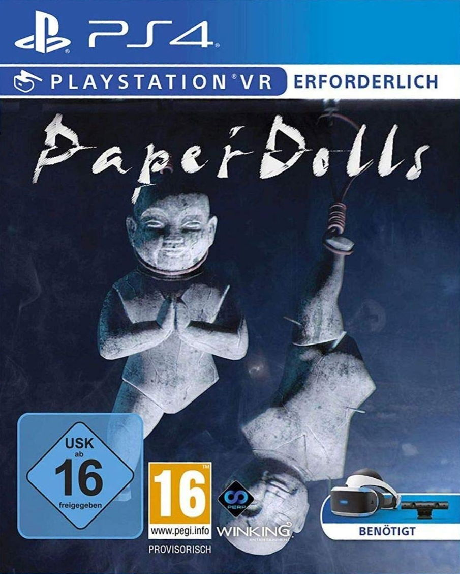 Paper Dolls (VR Only)
