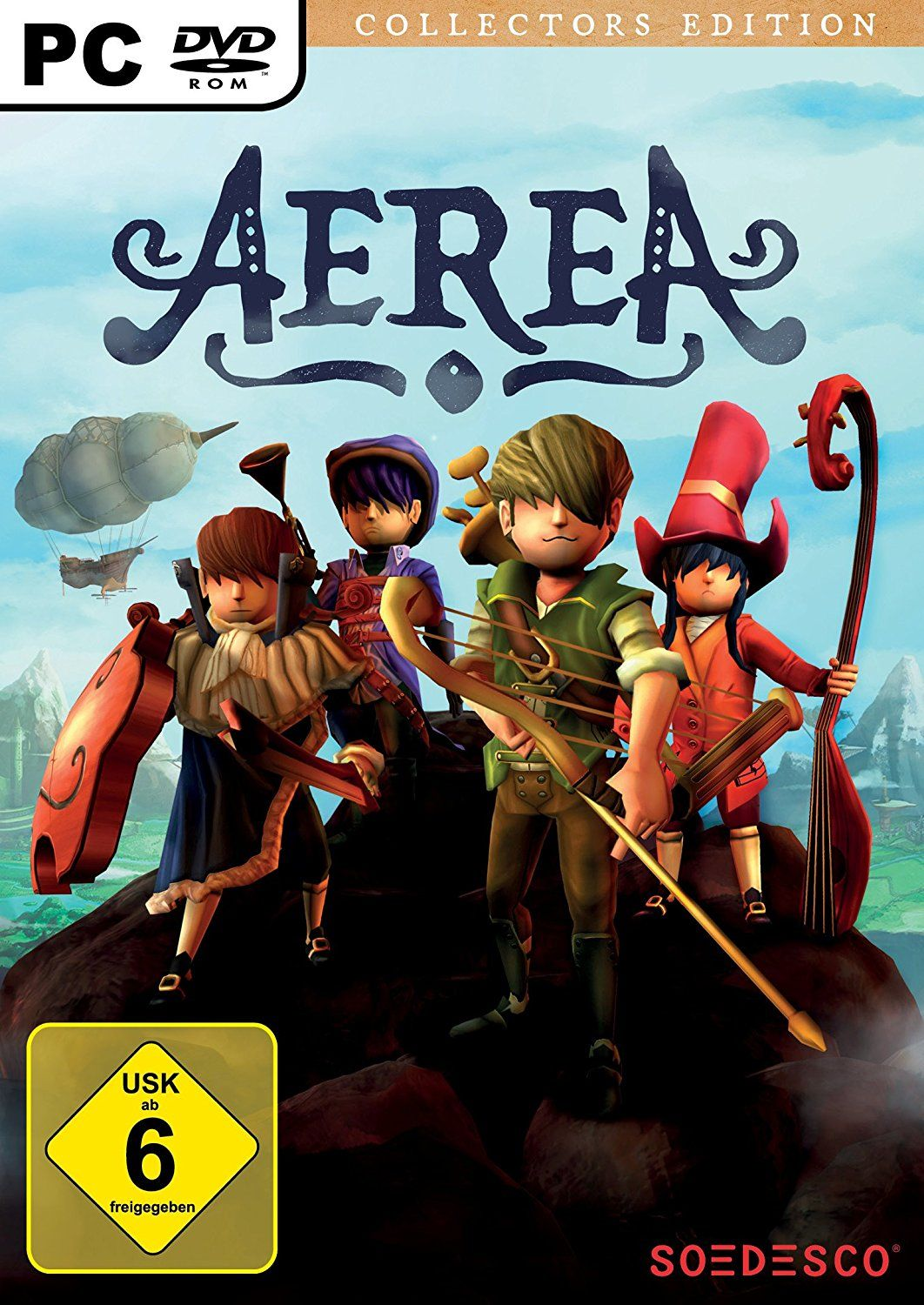 Aerea - Collector´s Edition