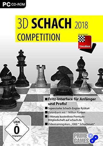 3D Schach 2018 Comeptition