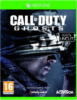 Call of Duty: Ghosts [AT-PEGI]