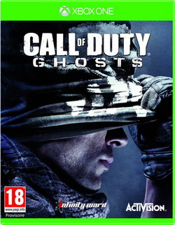 Call of Duty: Ghosts + Free Fall [AT-PEGI]